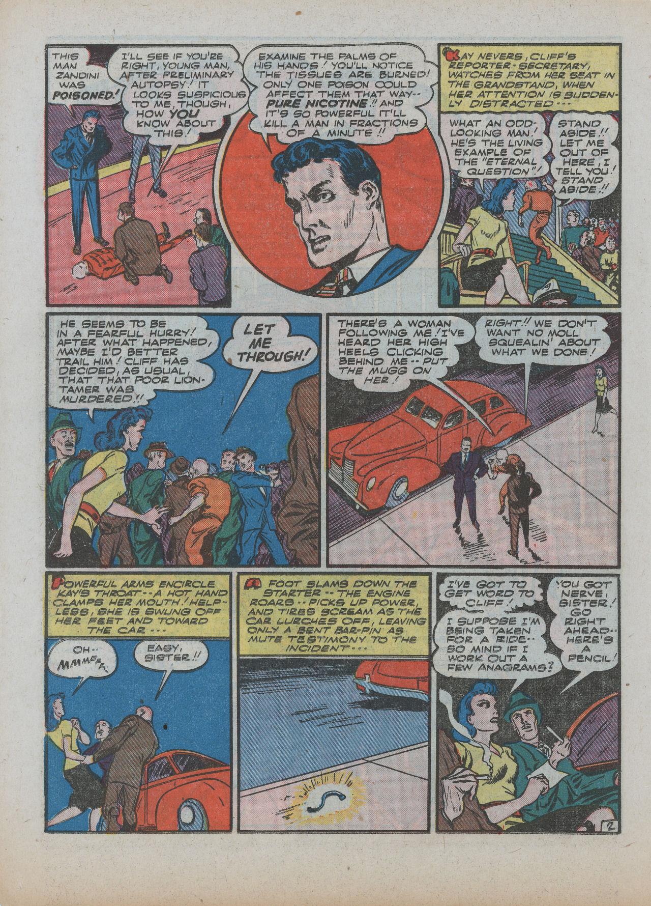 Read online Detective Comics (1937) comic -  Issue #63 - 24