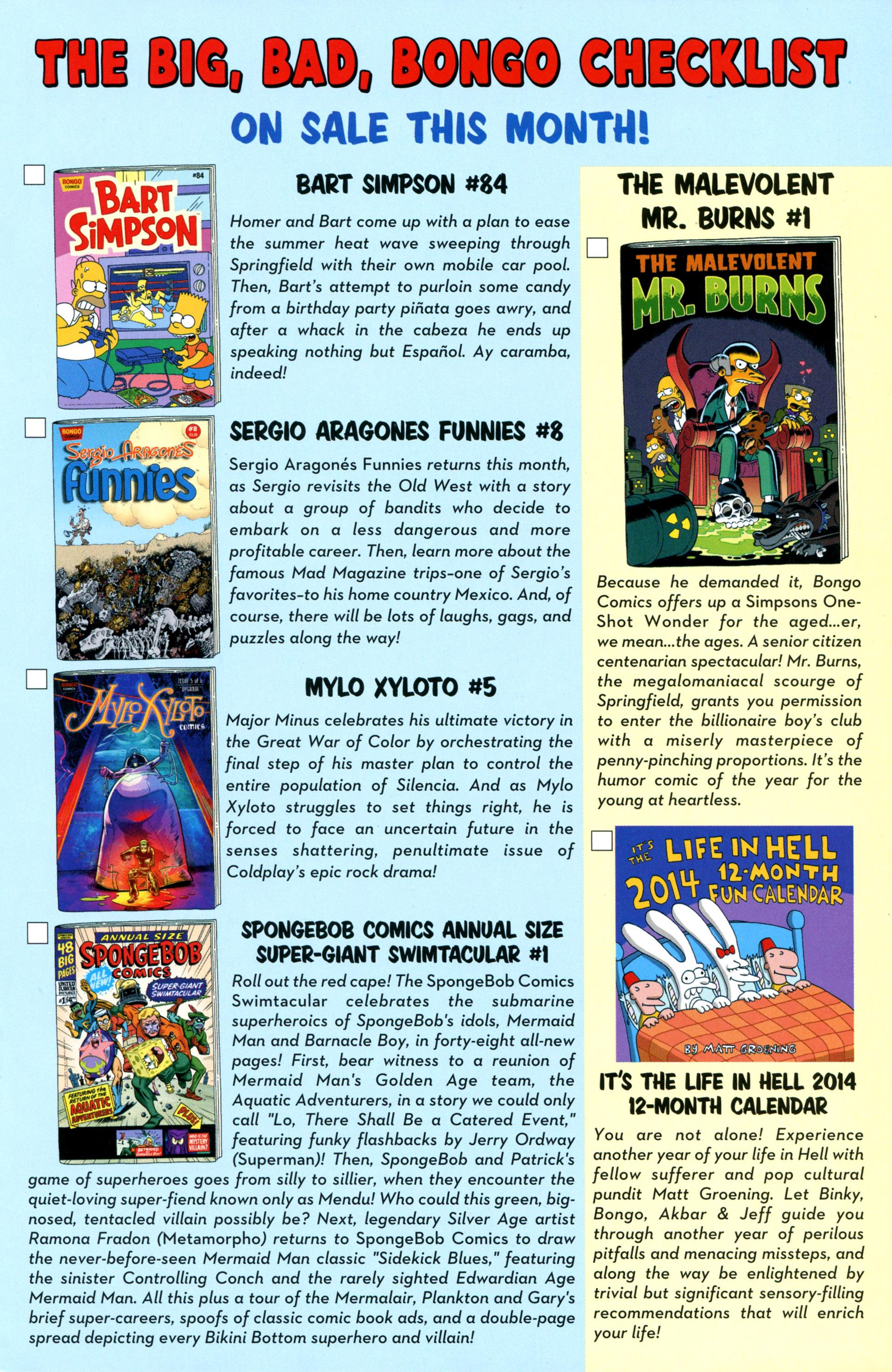 Read online Simpsons Comics comic -  Issue #203 - 21
