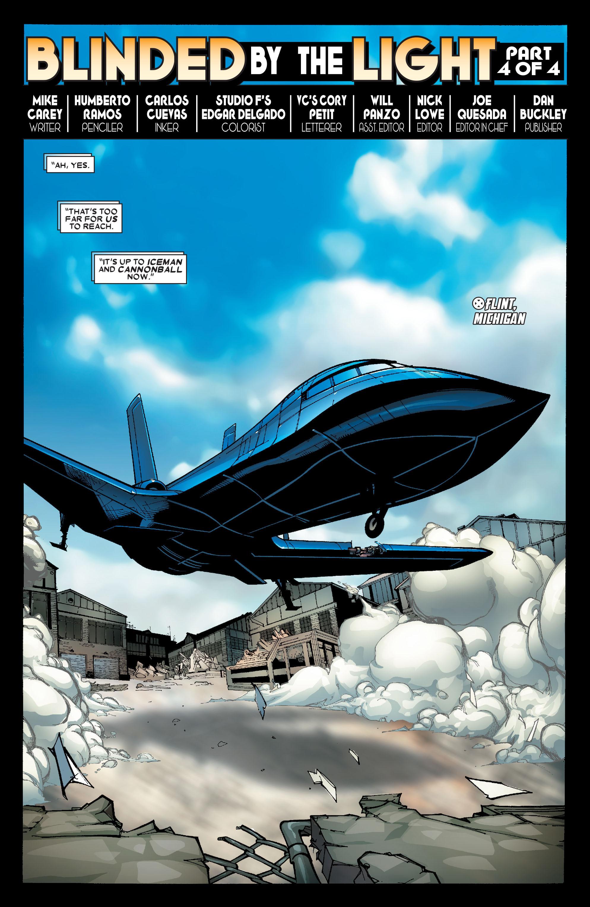 X-Men (1991) 203 Page 4