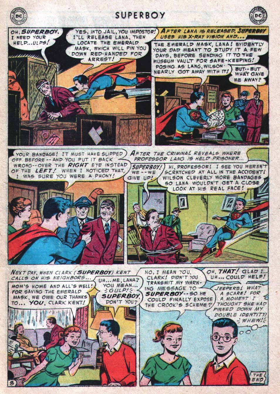 Superboy (1949) issue 46 - Page 17
