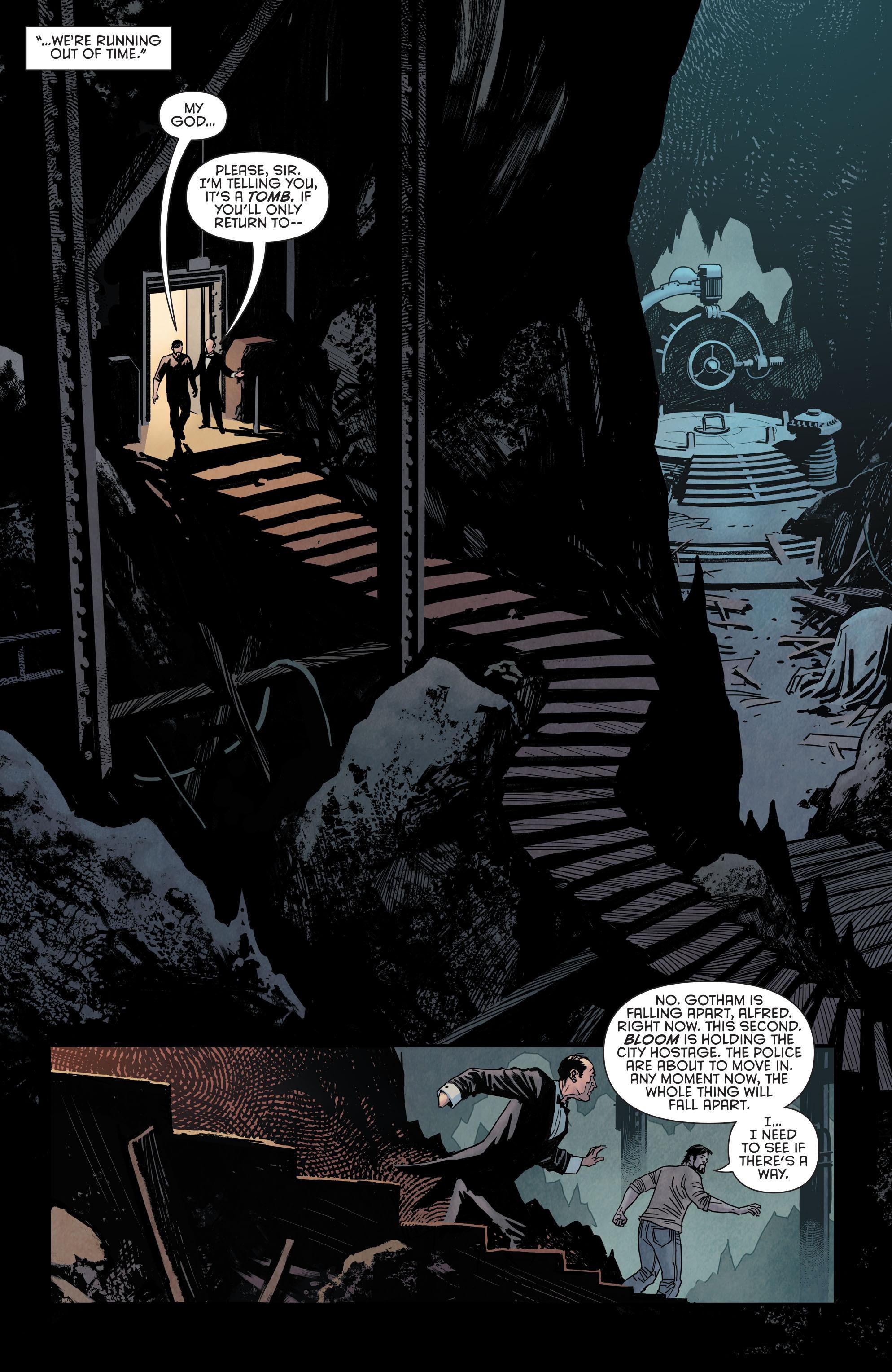 Read online Batman (2011) comic -  Issue # _TPB 9 - 81