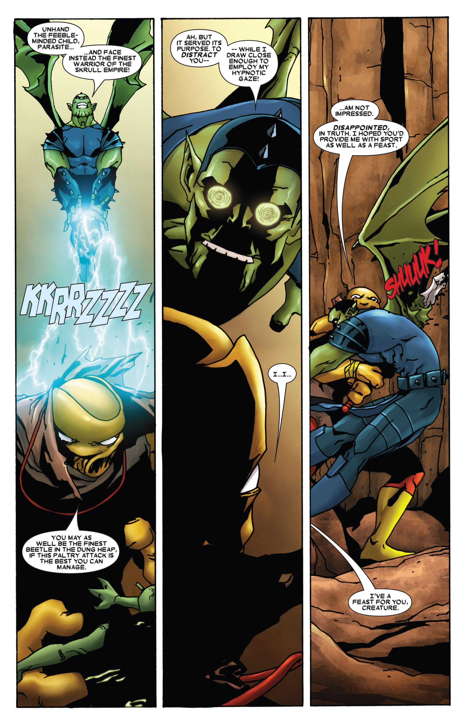 Read online Annihilation: Heralds Of Galactus comic -  Issue #1 - 17