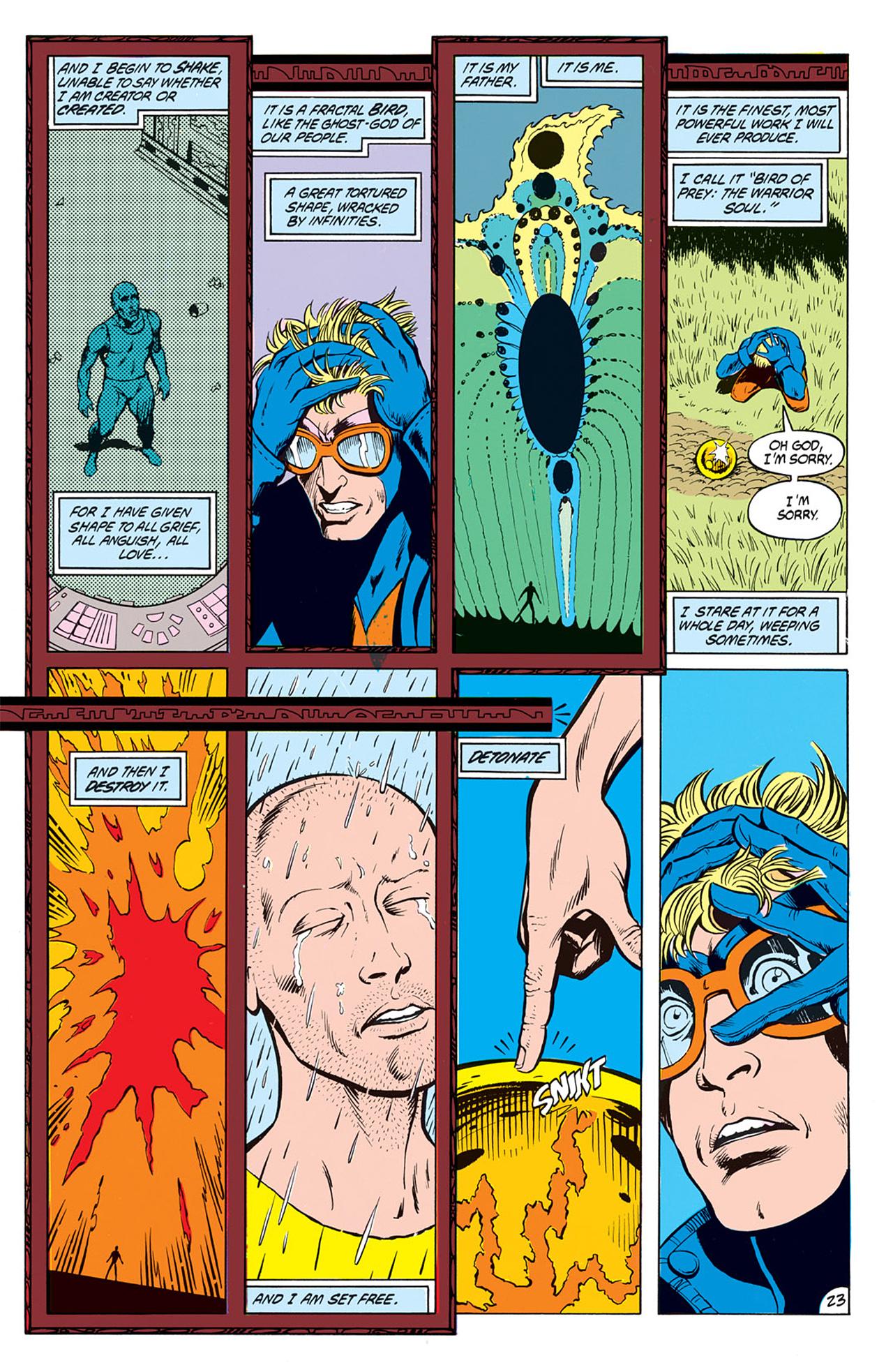 Read online Animal Man (1988) comic -  Issue #6 - 25