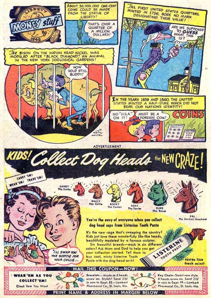 Read online Sensation (Mystery) Comics comic -  Issue #89 - 16