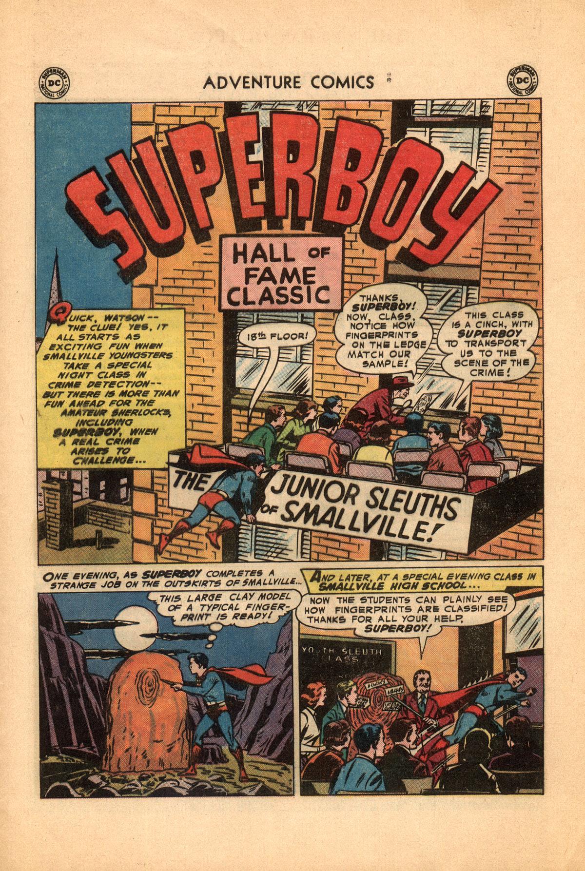 Read online Adventure Comics (1938) comic -  Issue #332 - 25
