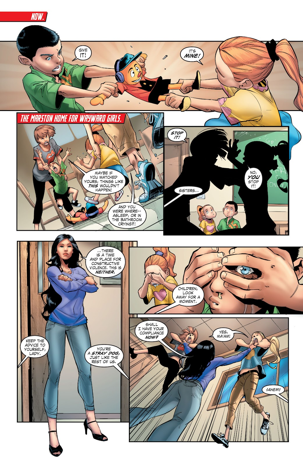 Read online Smallville Season 11 [II] comic -  Issue # TPB 5 - 45