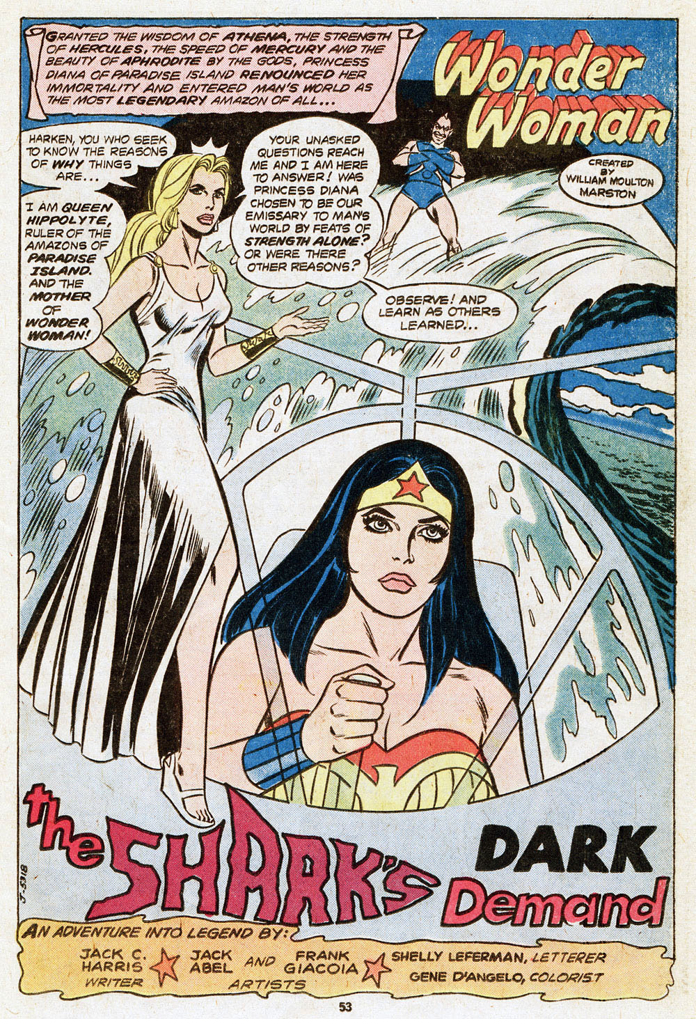 Read online Adventure Comics (1938) comic -  Issue #459 - 53