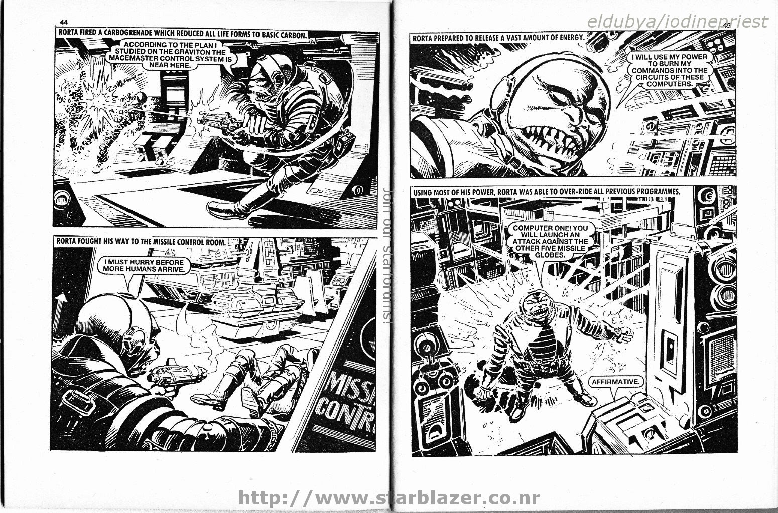 Starblazer issue 171 - Page 24