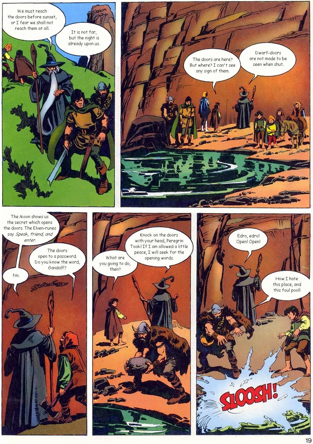 El Señor de los Anillos issue 2 - Page 16