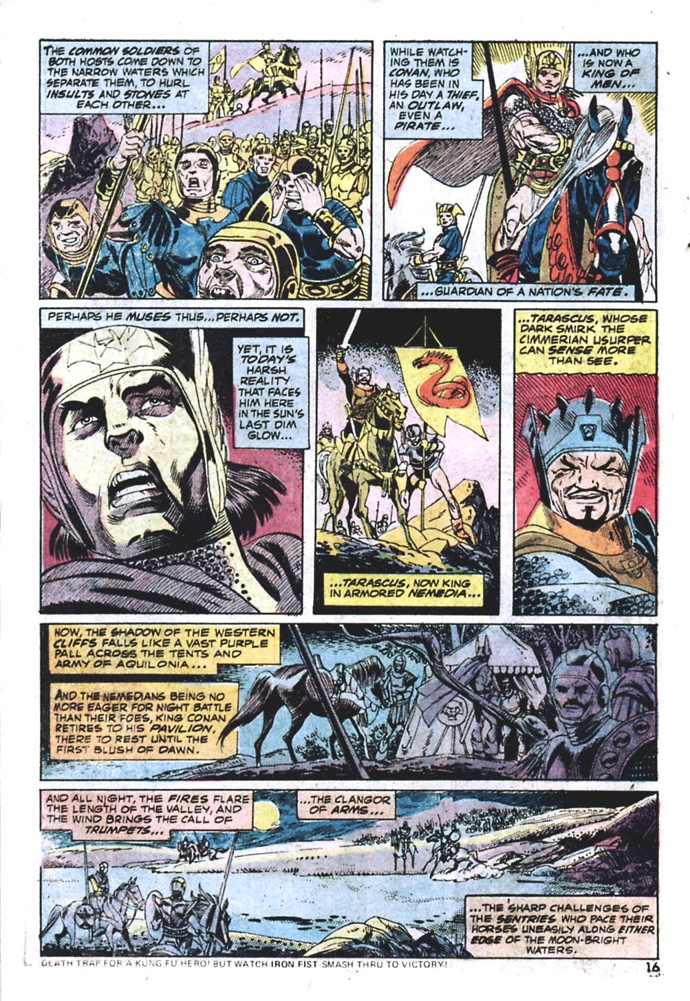 Giant-Size Conan issue 1 - Page 14