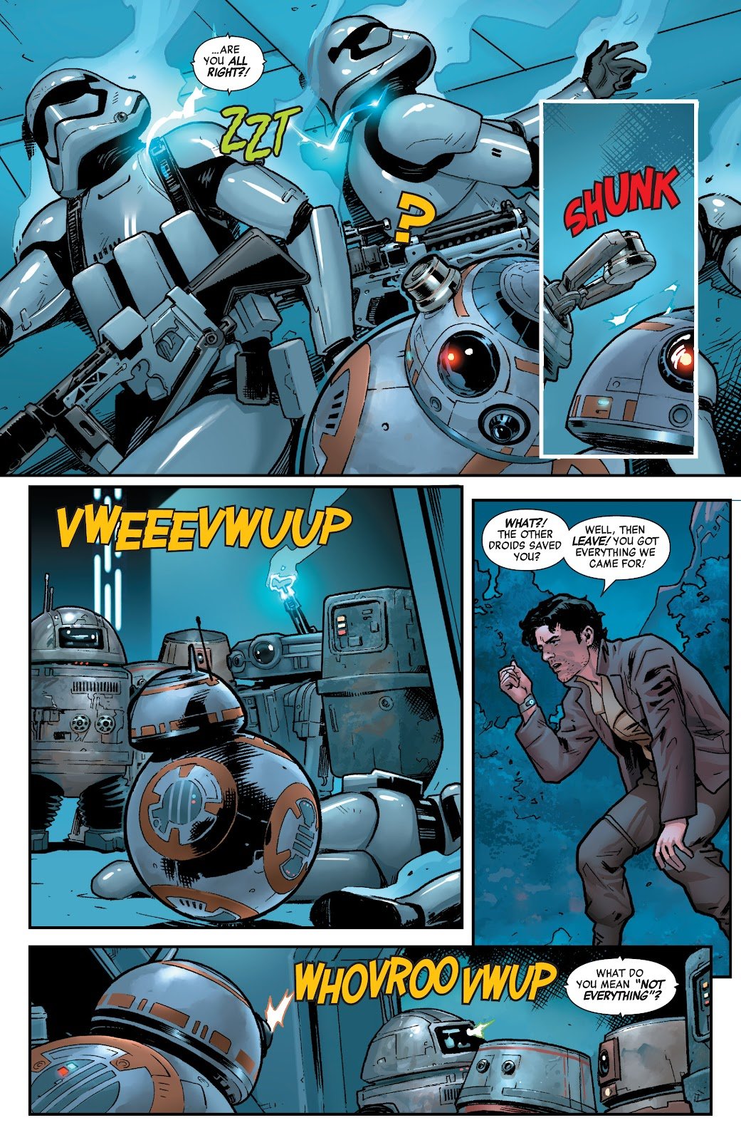 Read online Star Wars: Age of Republic: Heroes comic -  Issue # TPB - 116