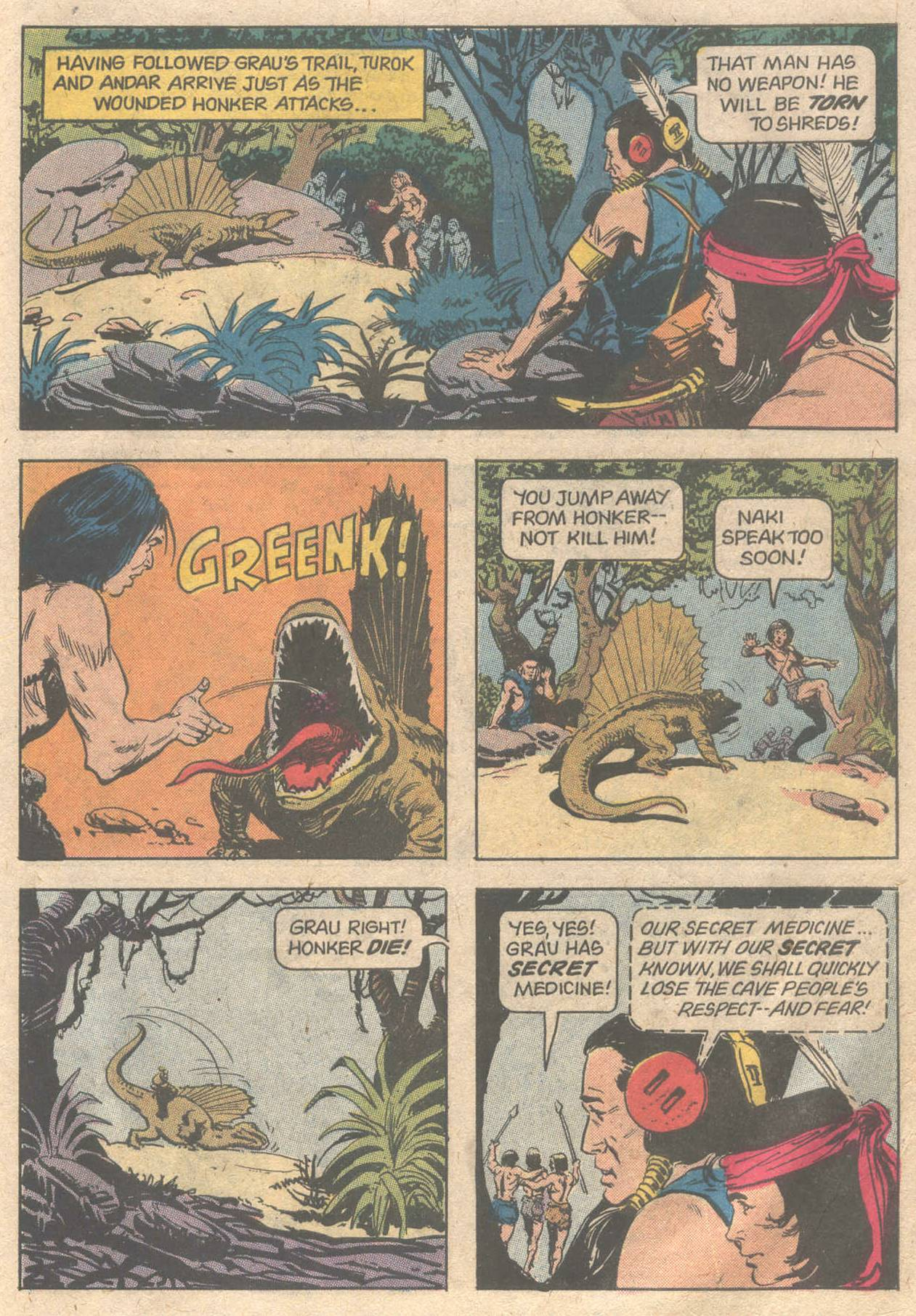 Read online Turok, Son of Stone comic -  Issue #117 - 27
