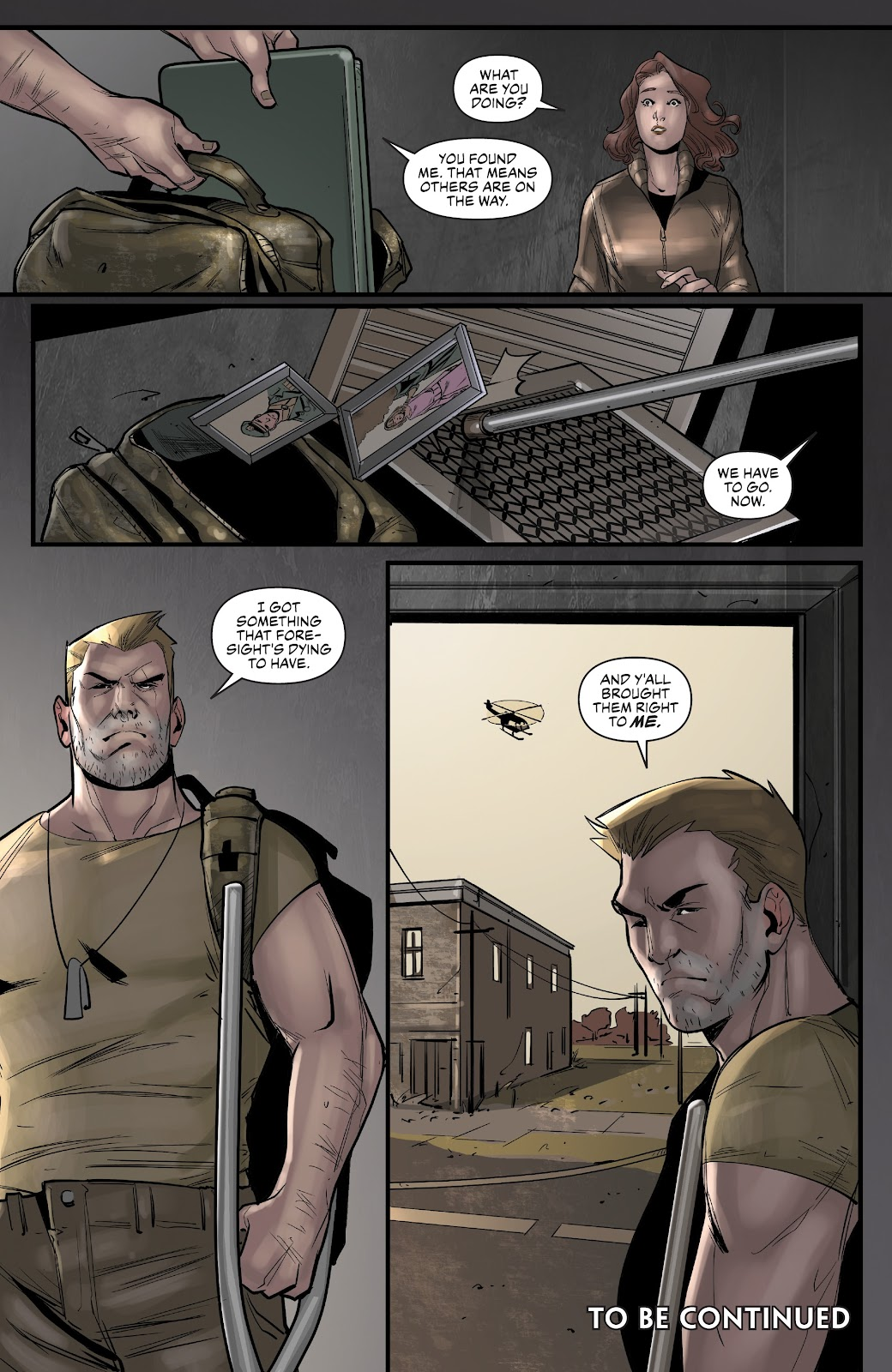 Read online Summit comic -  Issue #12 - 26