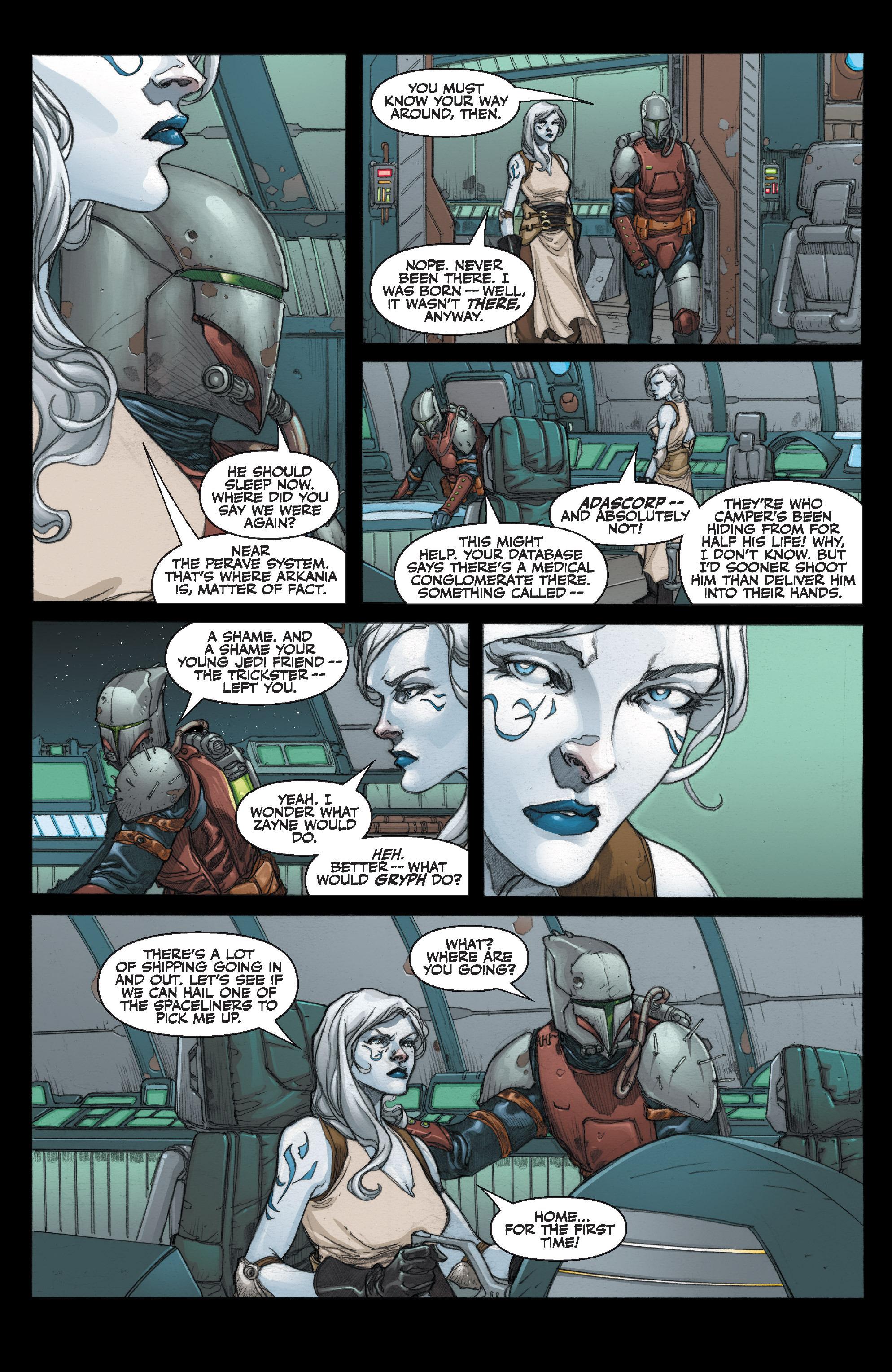 Read online Star Wars Omnibus comic -  Issue # Vol. 29 - 352