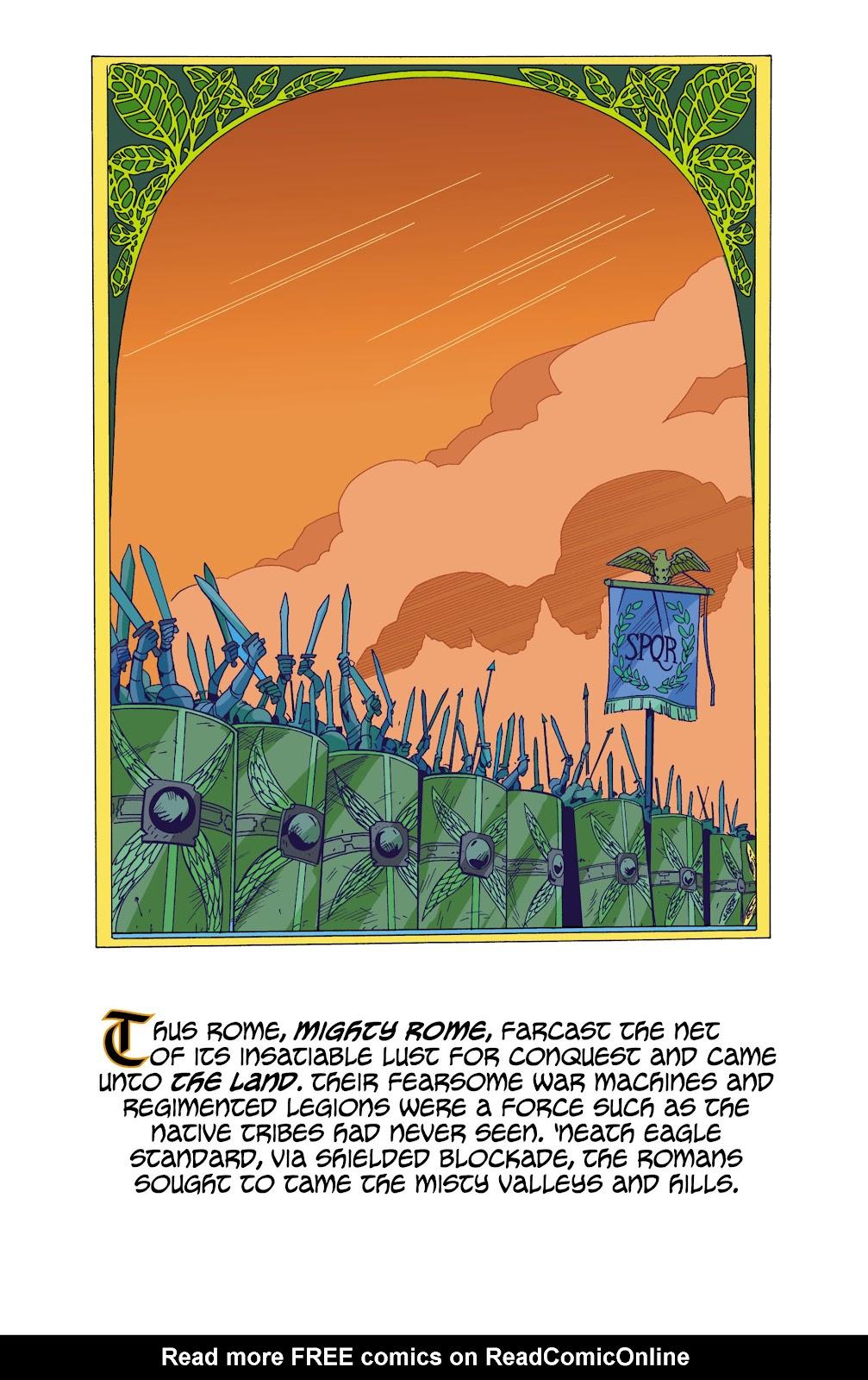 Madame Xanadu issue 20 - Page 2