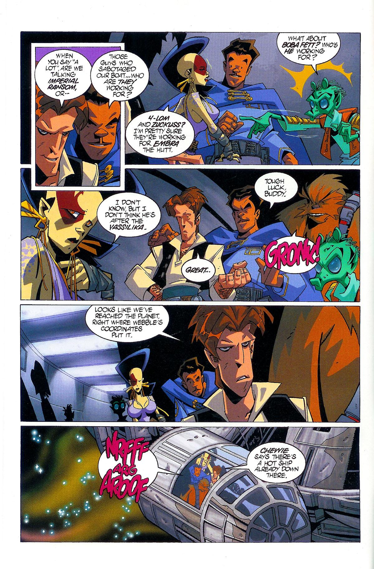 Read online Star Wars Omnibus comic -  Issue # Vol. 12 - 165