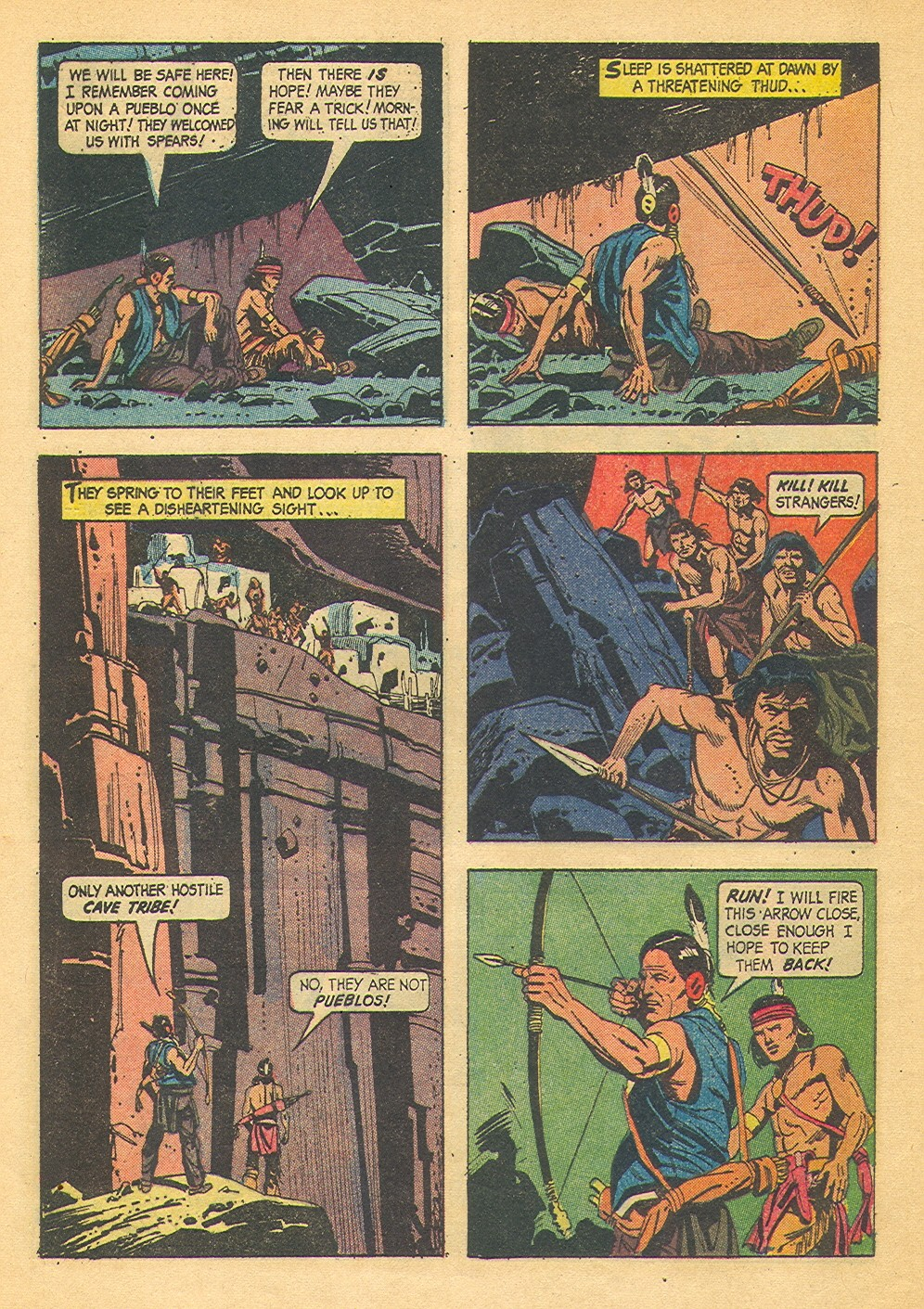 Read online Turok, Son of Stone comic -  Issue #42 - 32