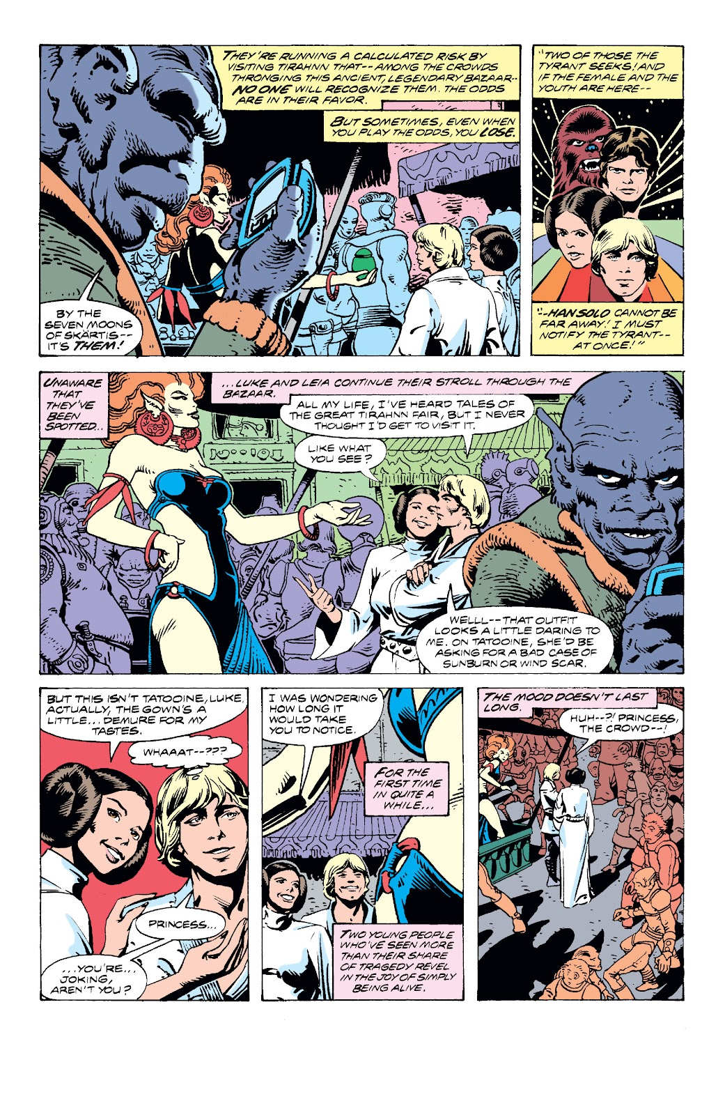Read online Star Wars Legends: The Original Marvel Years - Epic Collection comic -  Issue # TPB 2 (Part 3) - 4
