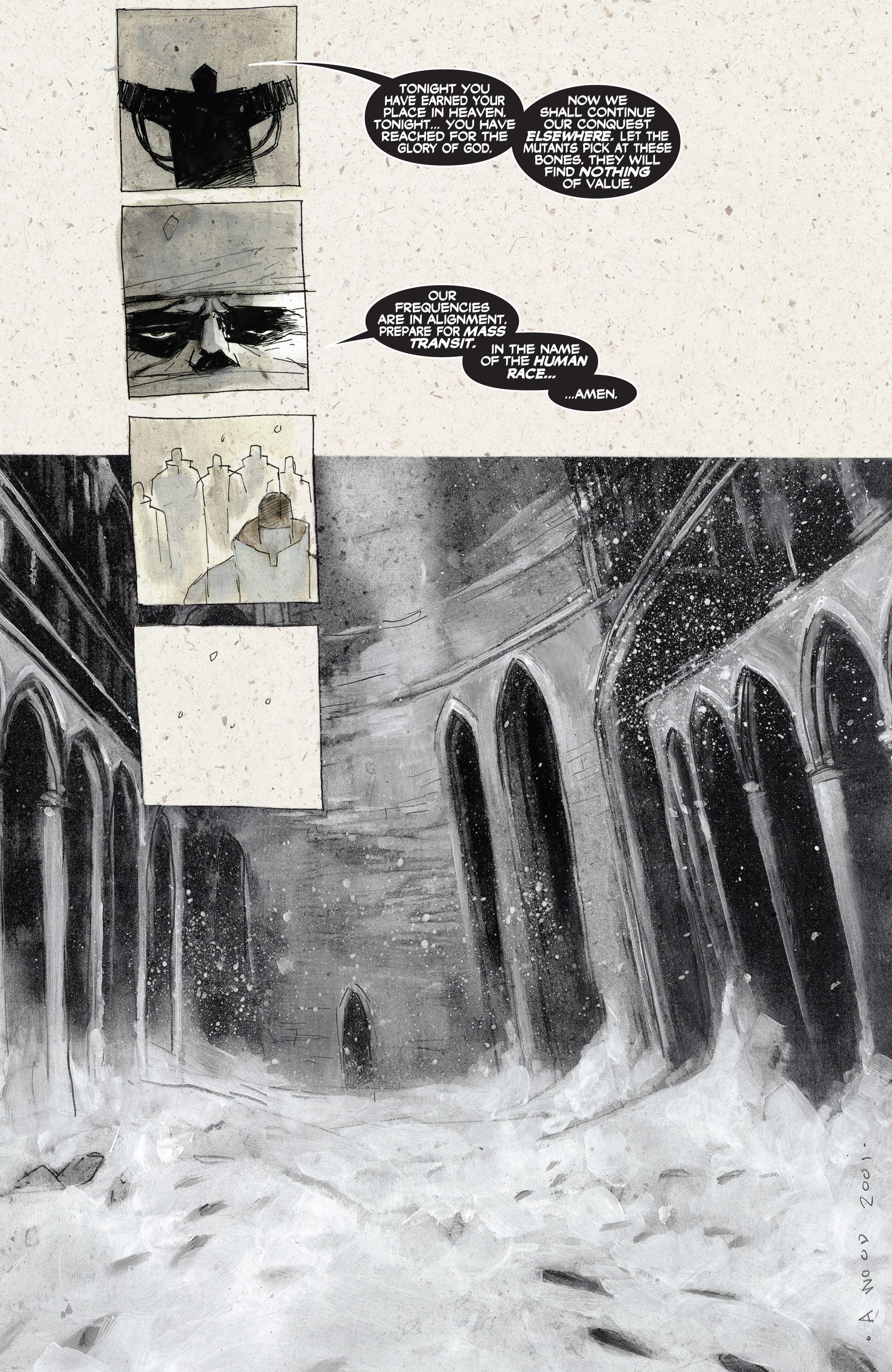 Read online Uncanny X-Men (1963) comic -  Issue #400 - 40