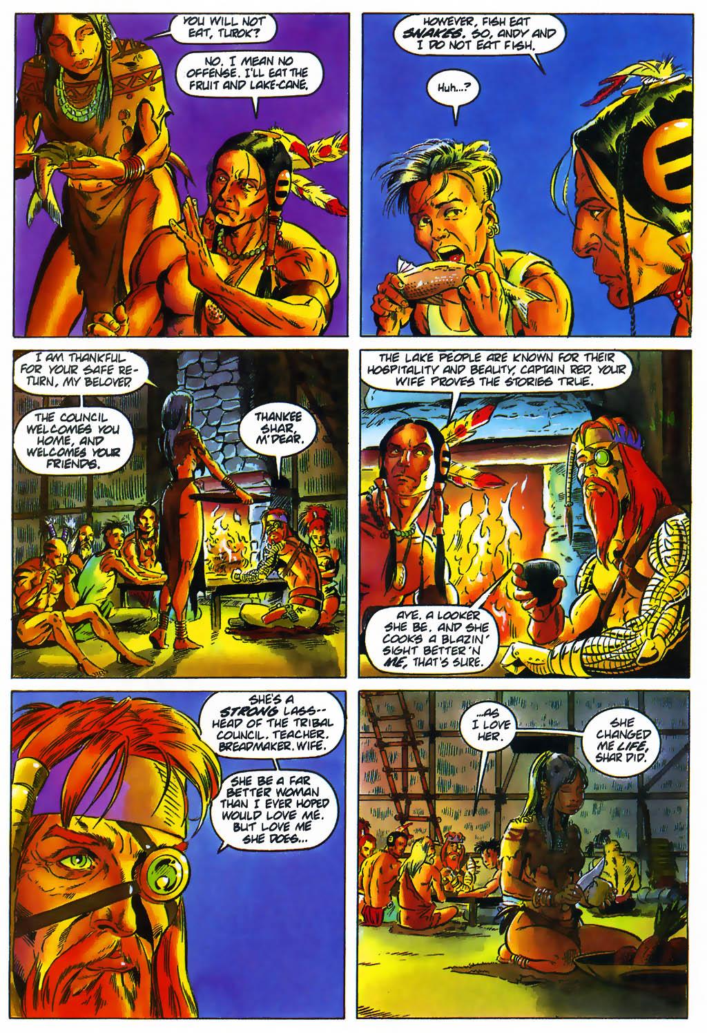 Read online Turok, Dinosaur Hunter (1993) comic -  Issue #26 - 15