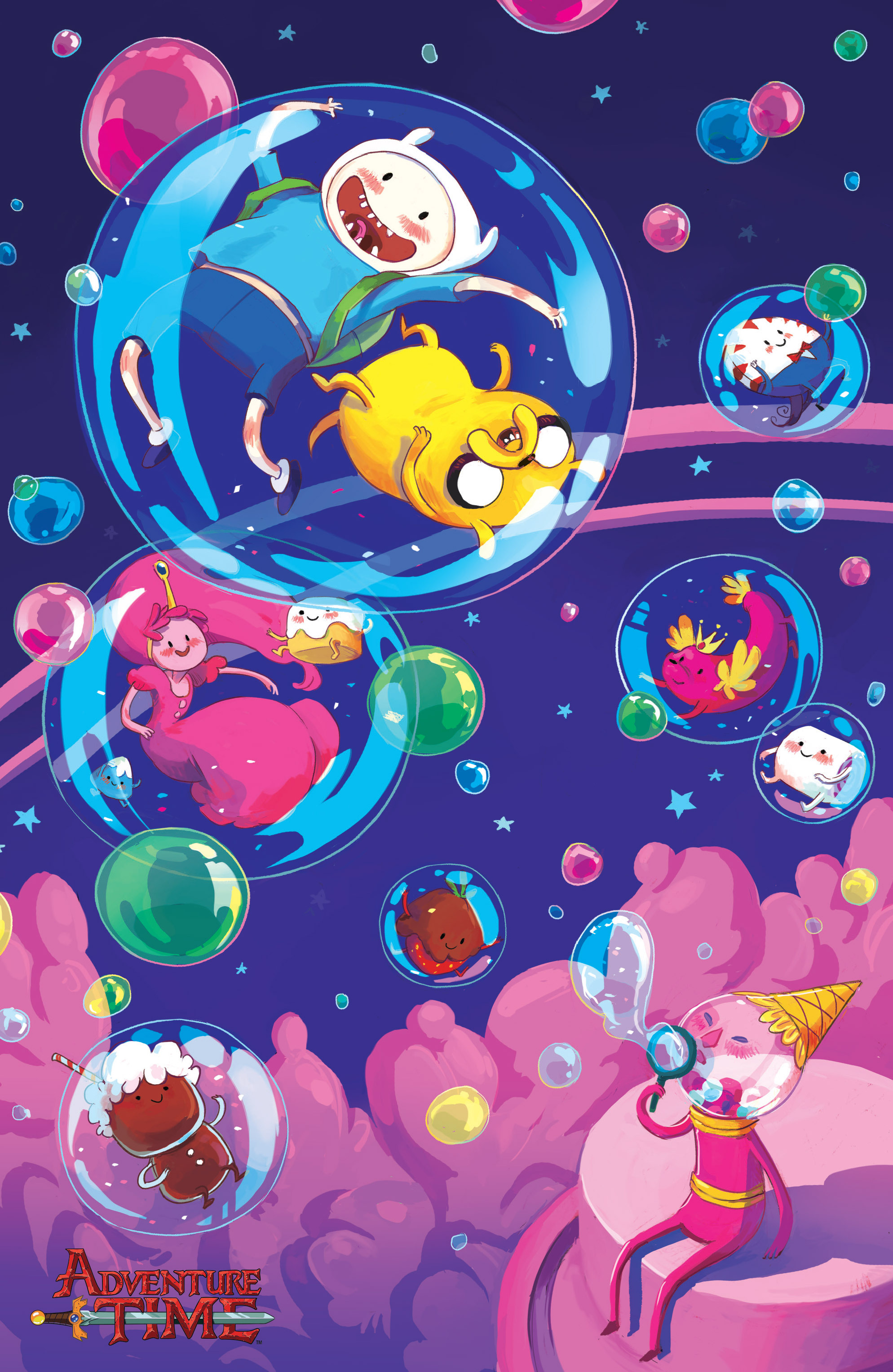 Read online Adventure Time comic -  Issue #27 - 4