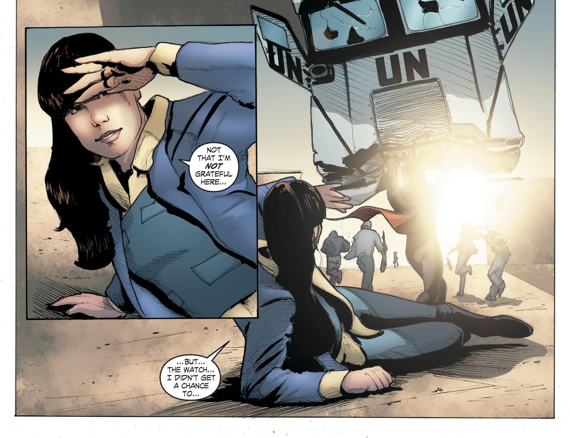 Read online Smallville: Season 11 comic -  Issue #41 - 20