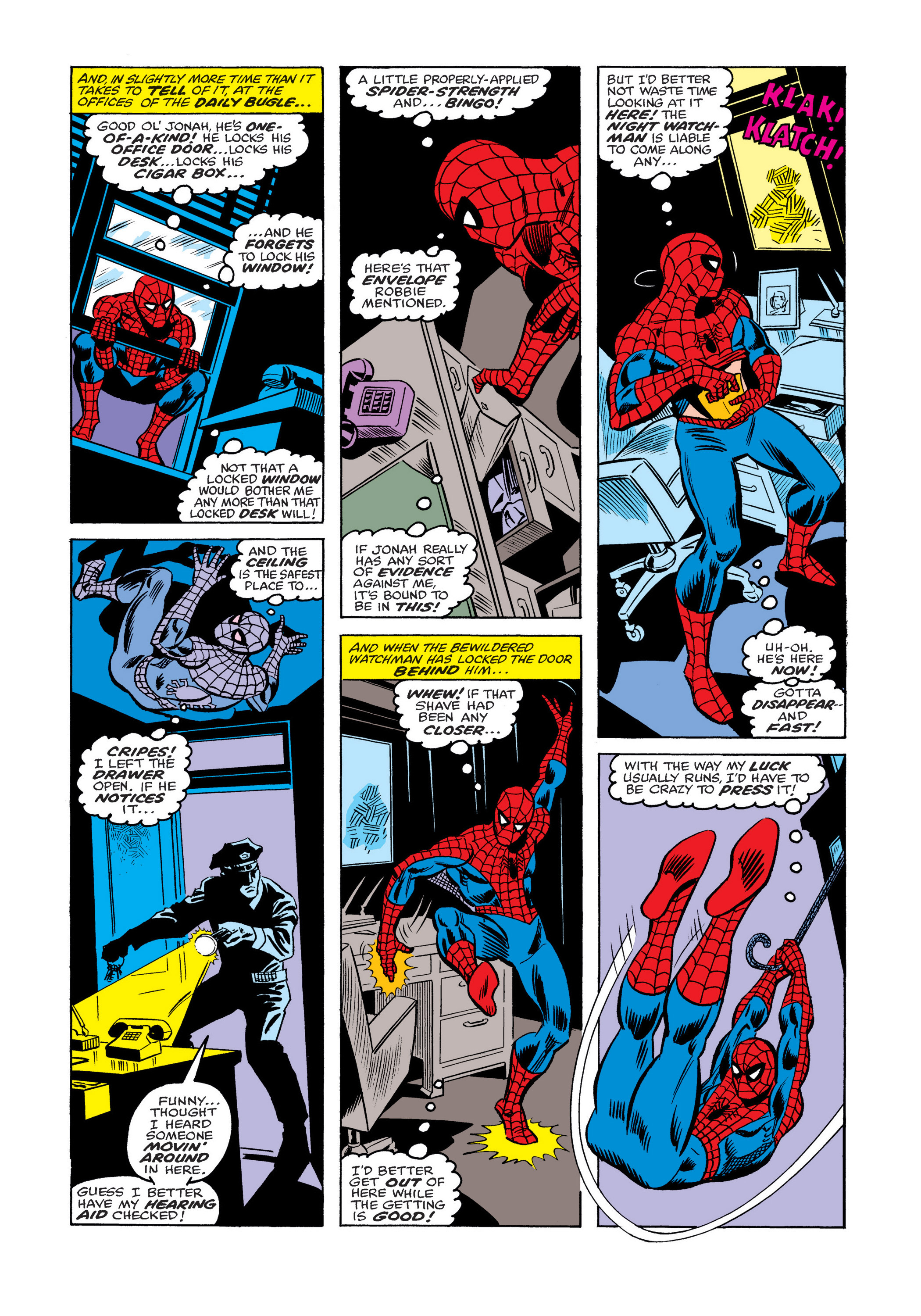 The Amazing Spider-Man (1963) 167 Page 12