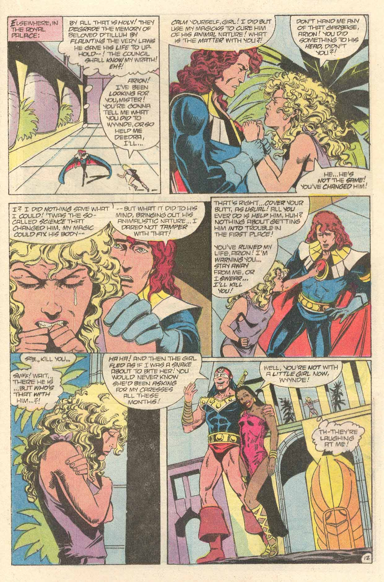 Read online Arion, Lord of Atlantis comic -  Issue #34 - 13
