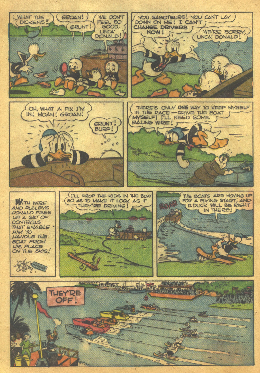 Walt Disney's Comics and Stories issue 62 - Page 10
