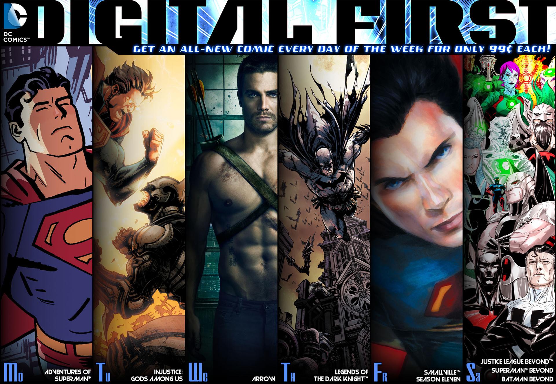 Read online Arrow [II] comic -  Issue #35 - 23