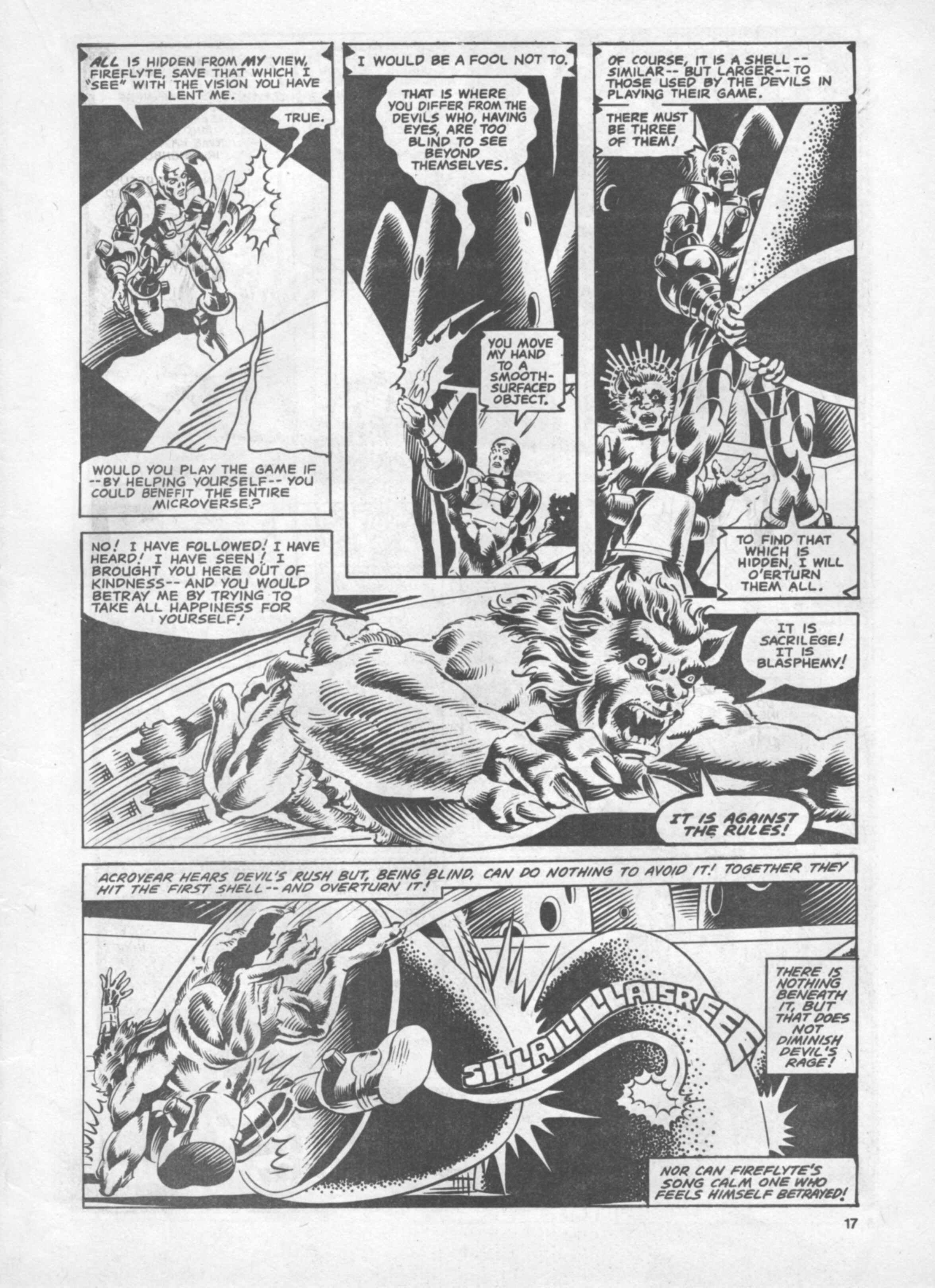 Read online Future Tense comic -  Issue #40 - 17