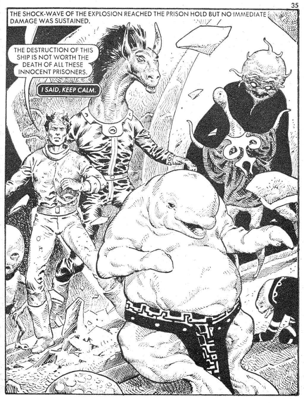 Starblazer issue 87 - Page 35