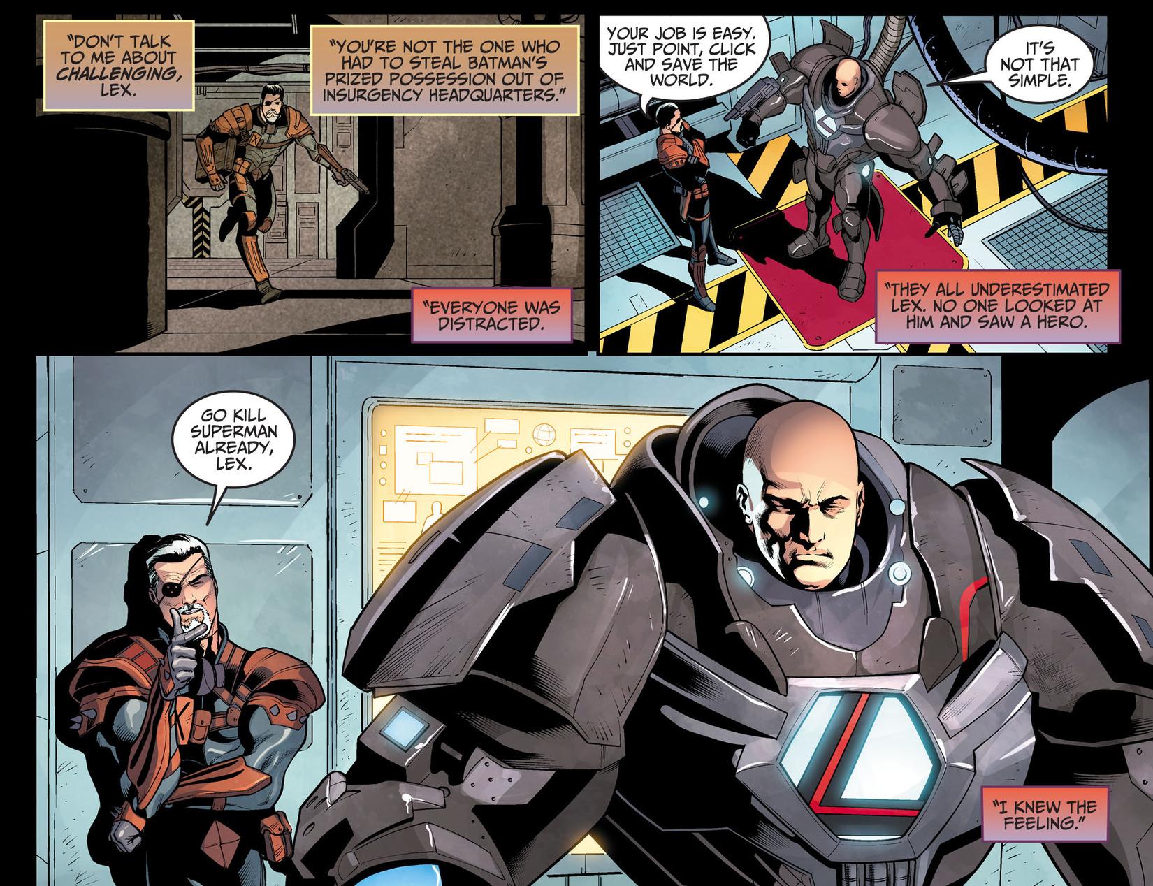 Read online Injustice: Ground Zero comic -  Issue #17 - 4