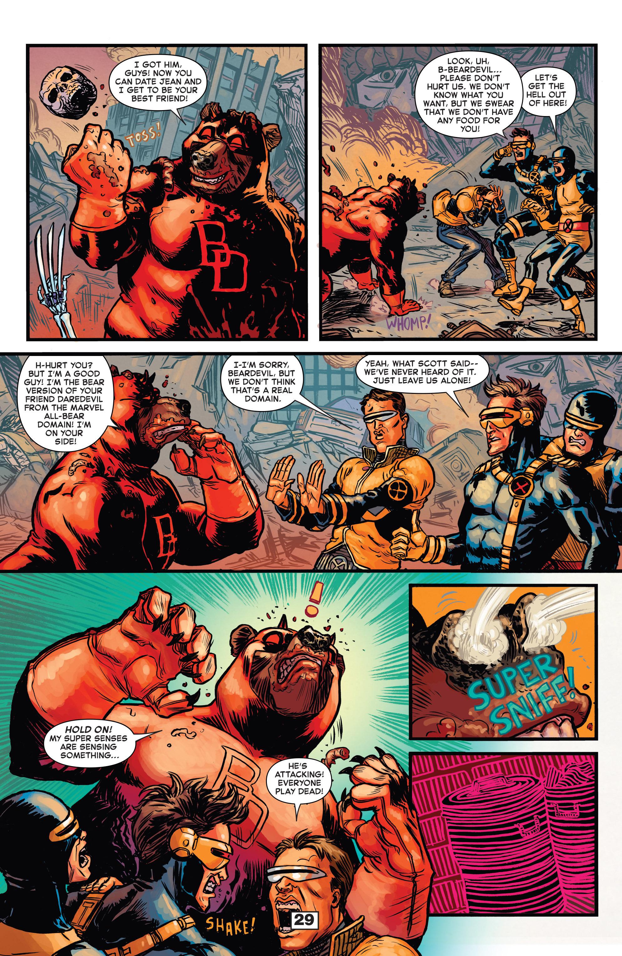 Read online Secret Wars Too comic -  Issue # Full - 31