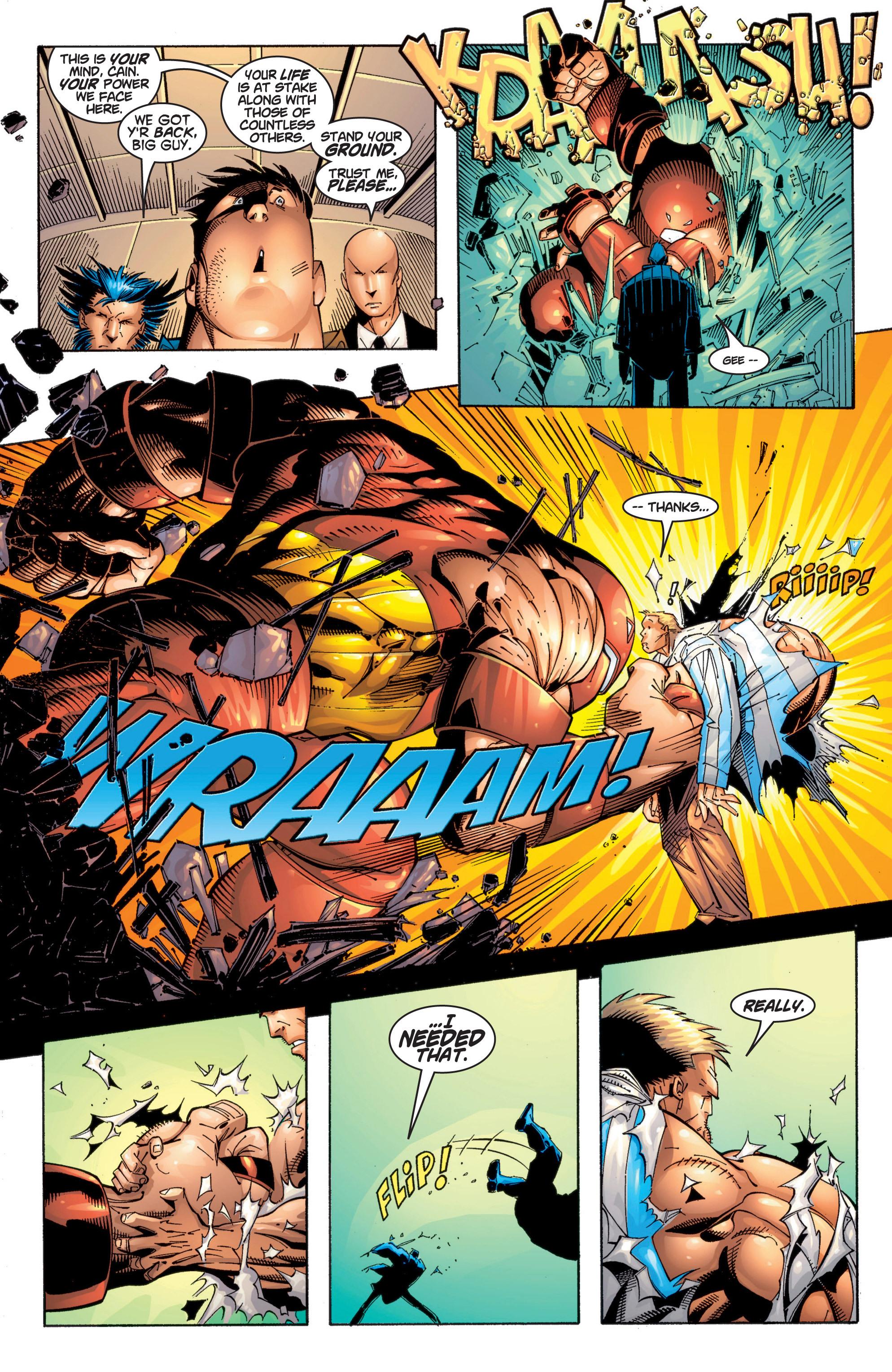 Read online Uncanny X-Men (1963) comic -  Issue #369 - 13