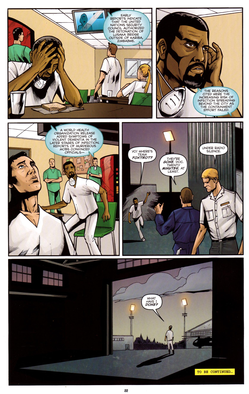 Read online G.I. Joe: Snake Eyes comic -  Issue #5 - 25