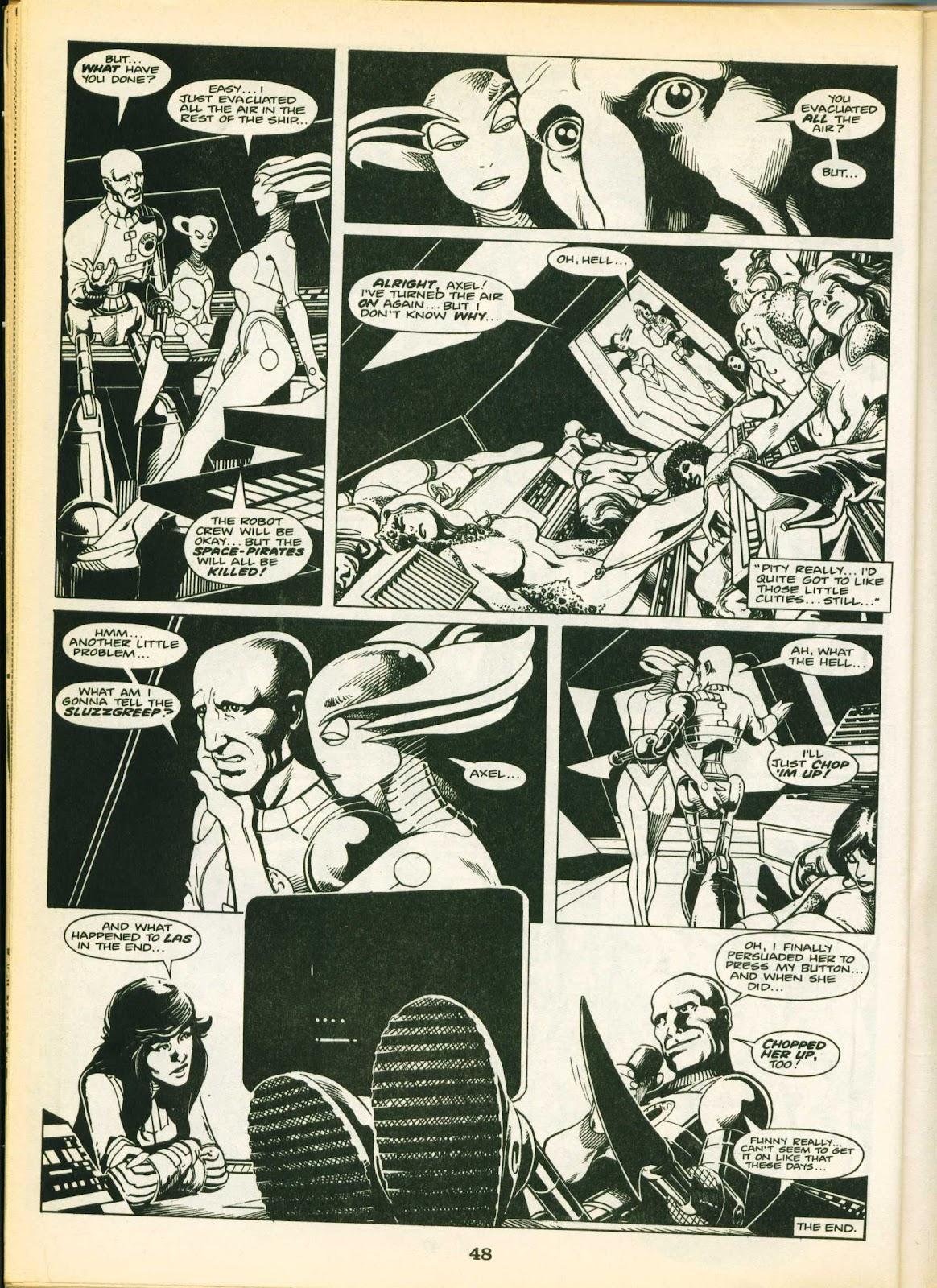 Warrior Issue #21 #22 - English 48