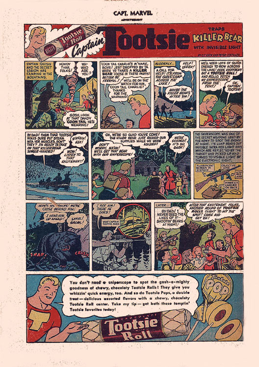 Captain Marvel Adventures issue 89 - Page 45