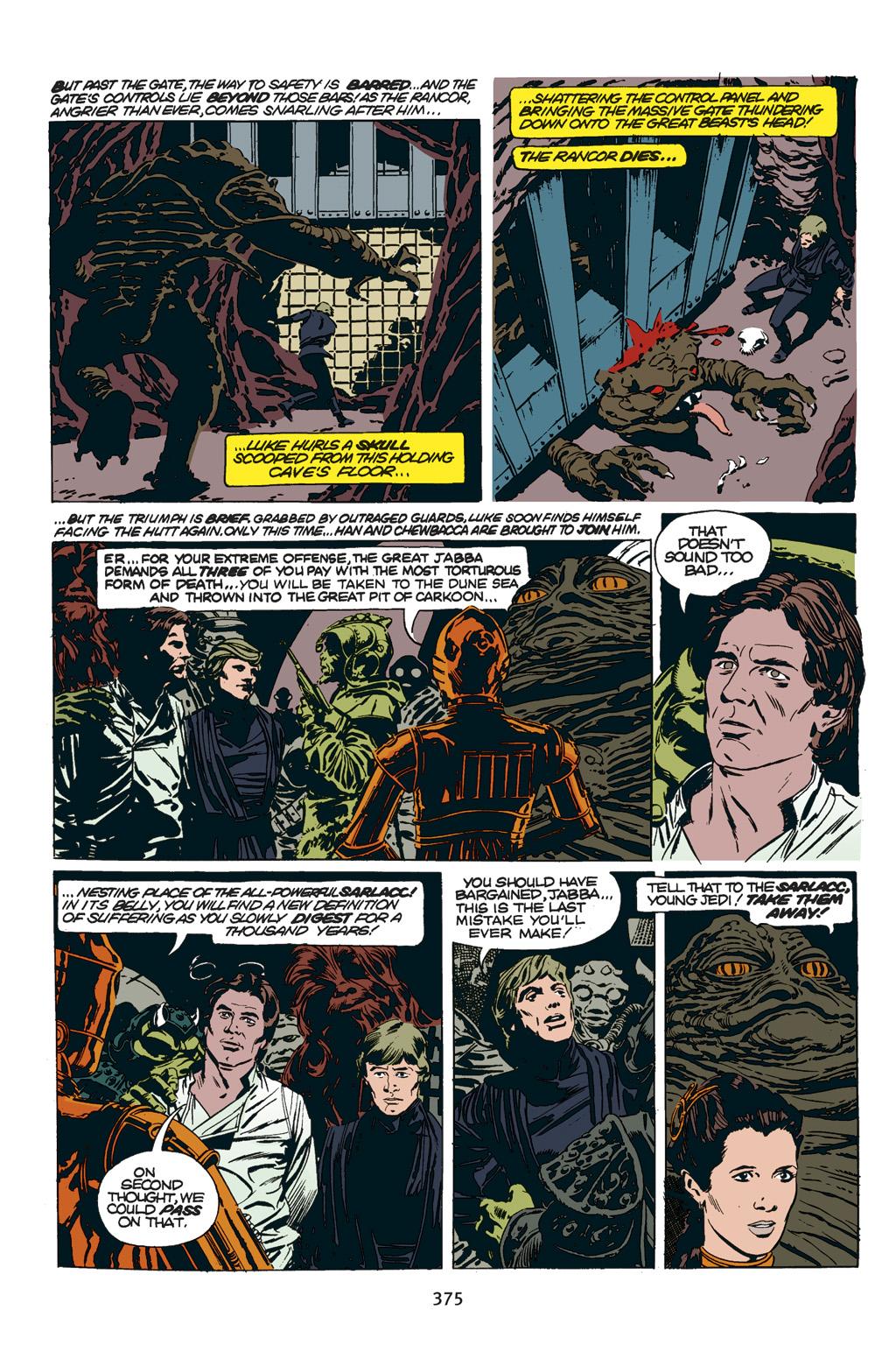 Read online Star Wars Omnibus comic -  Issue # Vol. 18.5 - 94