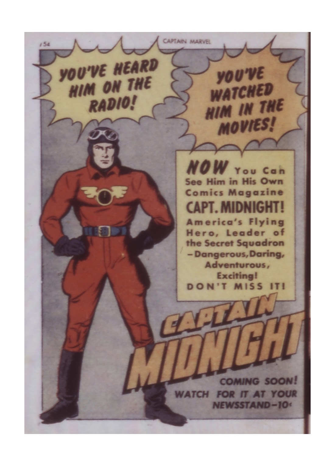 Captain Marvel Adventures issue 14 - Page 54