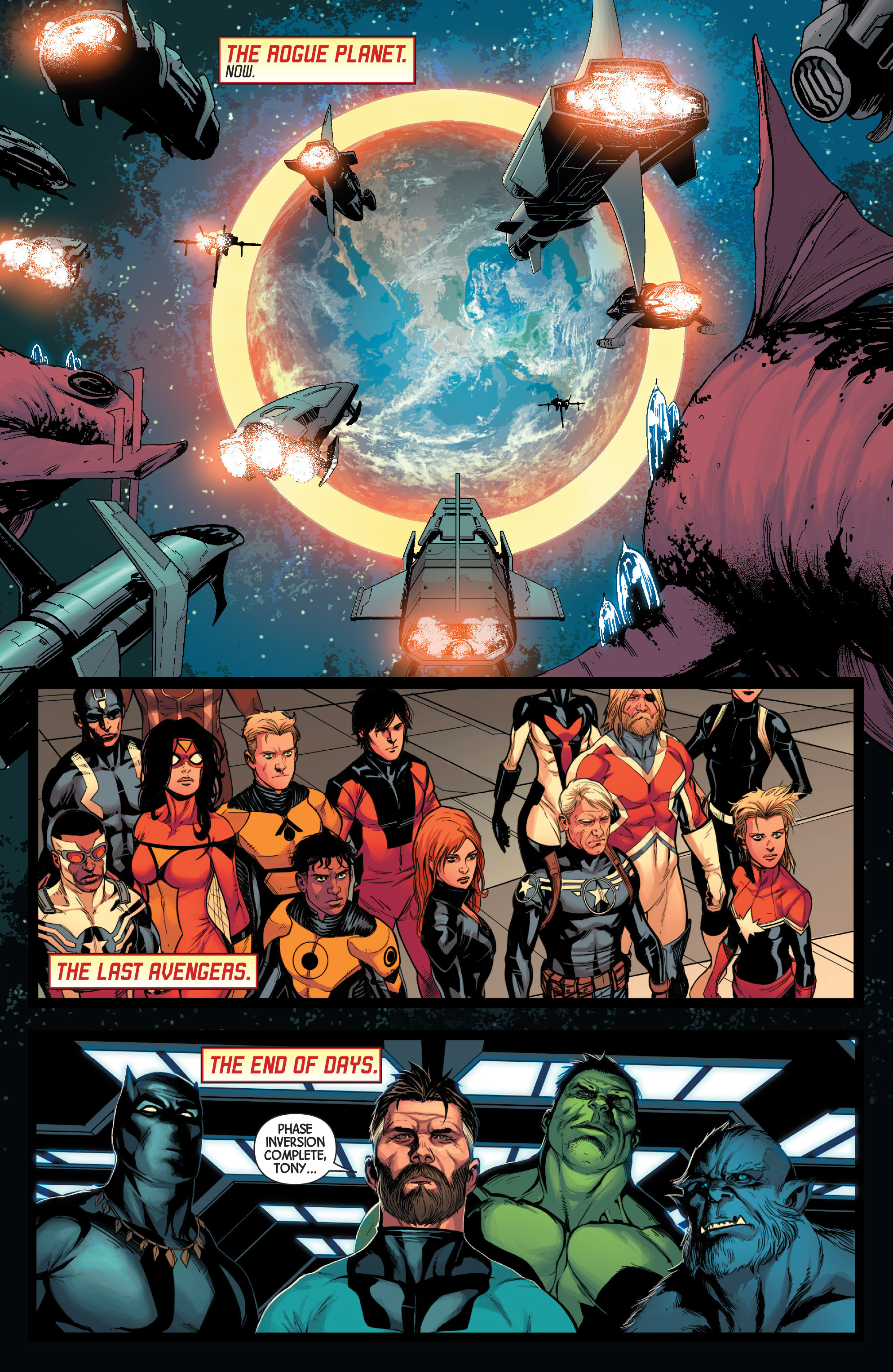 Read online Avengers (2013) comic -  Issue #44 - 12