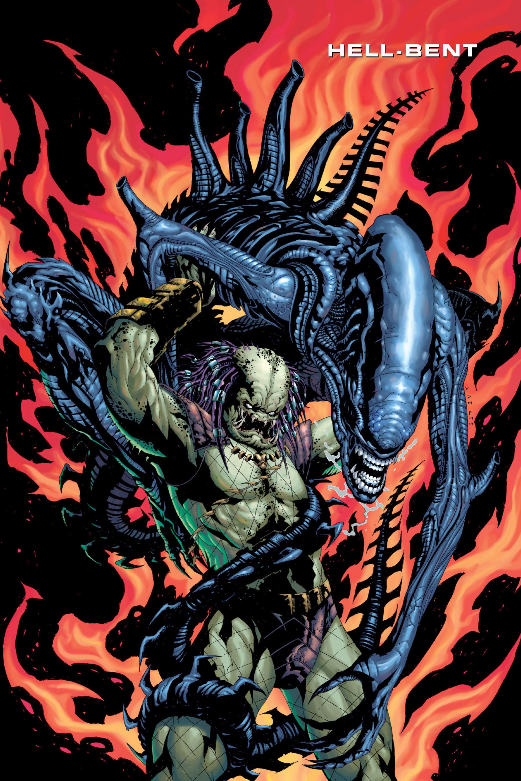 Read online Aliens vs. Predator Omnibus comic -  Issue # _TPB 2 Part 3 - 106