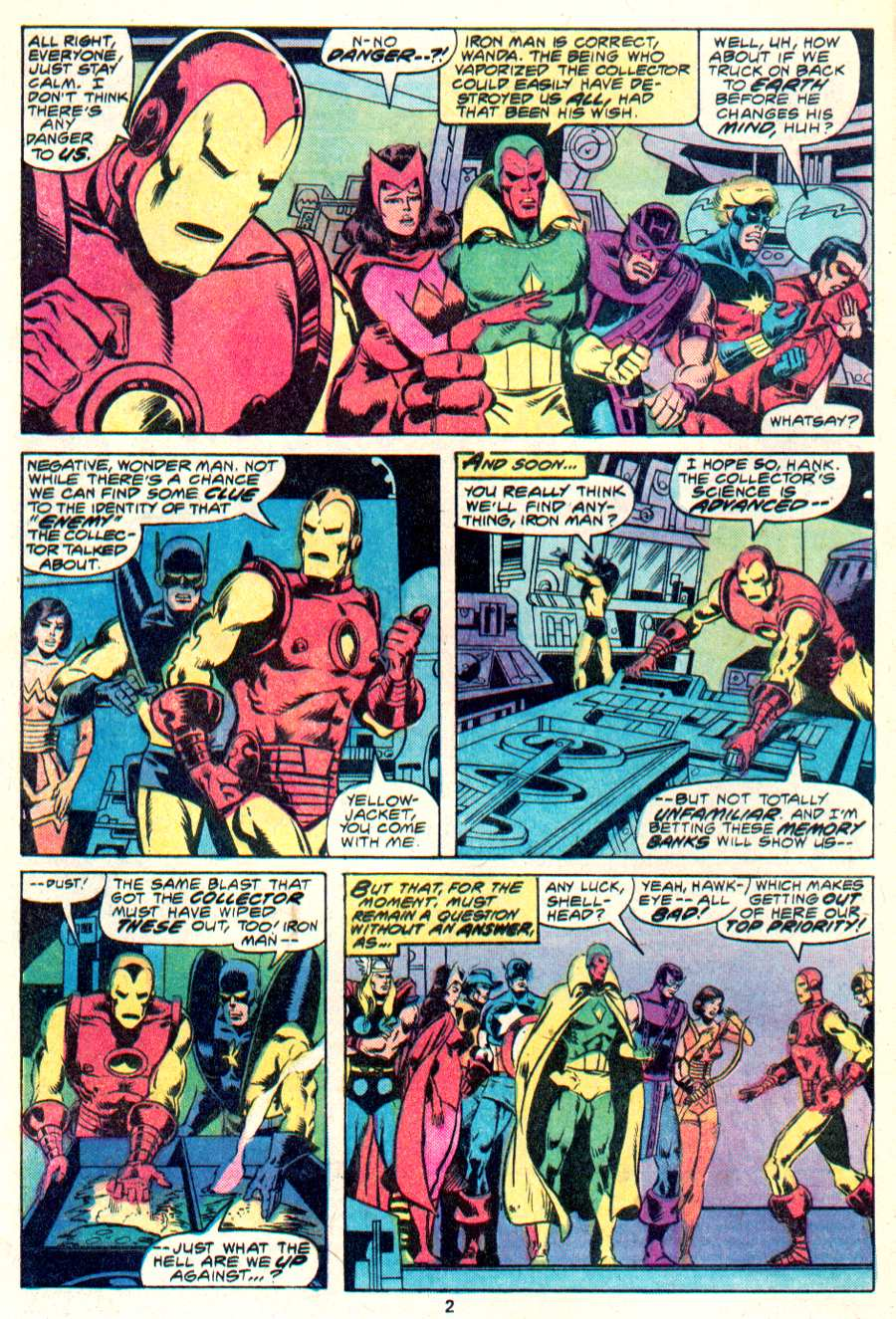 The Avengers (1963) 175 Page 2