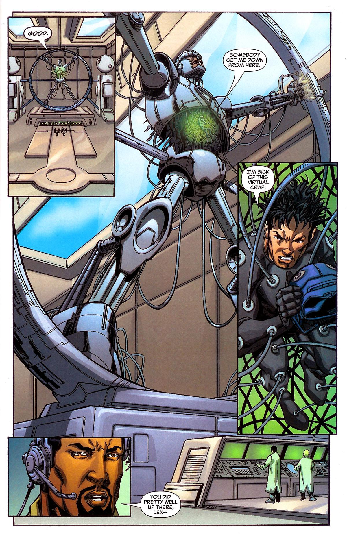 Read online Sentinel Squad O*N*E comic -  Issue #2 - 7