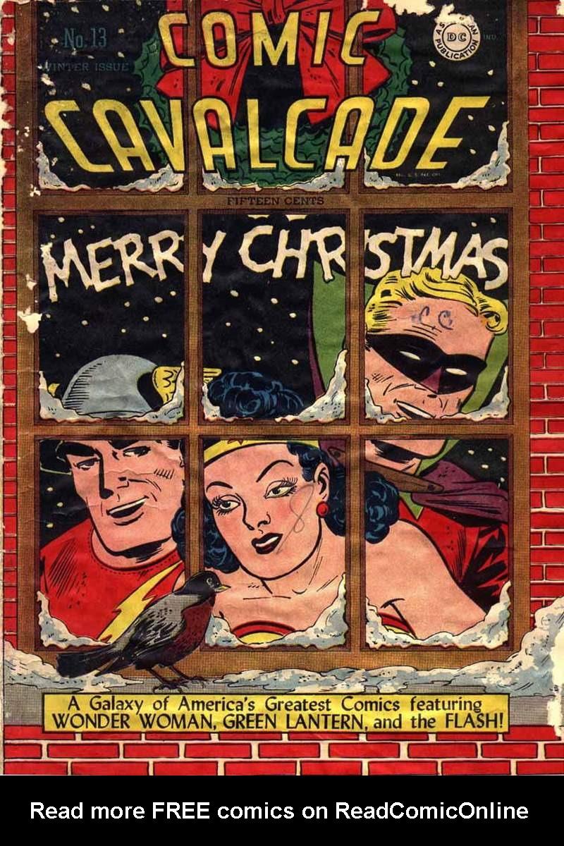 Comic Cavalcade issue 13 - Page 1