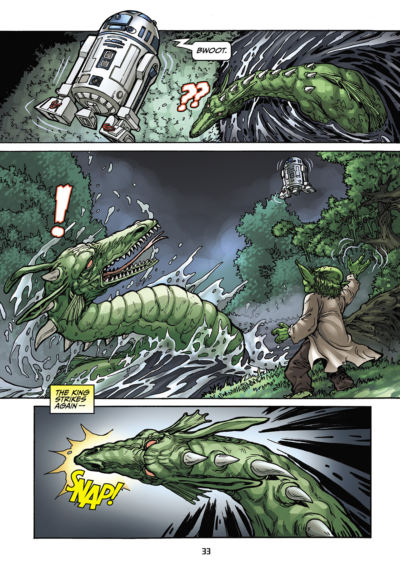 Read online Star Wars Omnibus comic -  Issue # Vol. 33 - 195