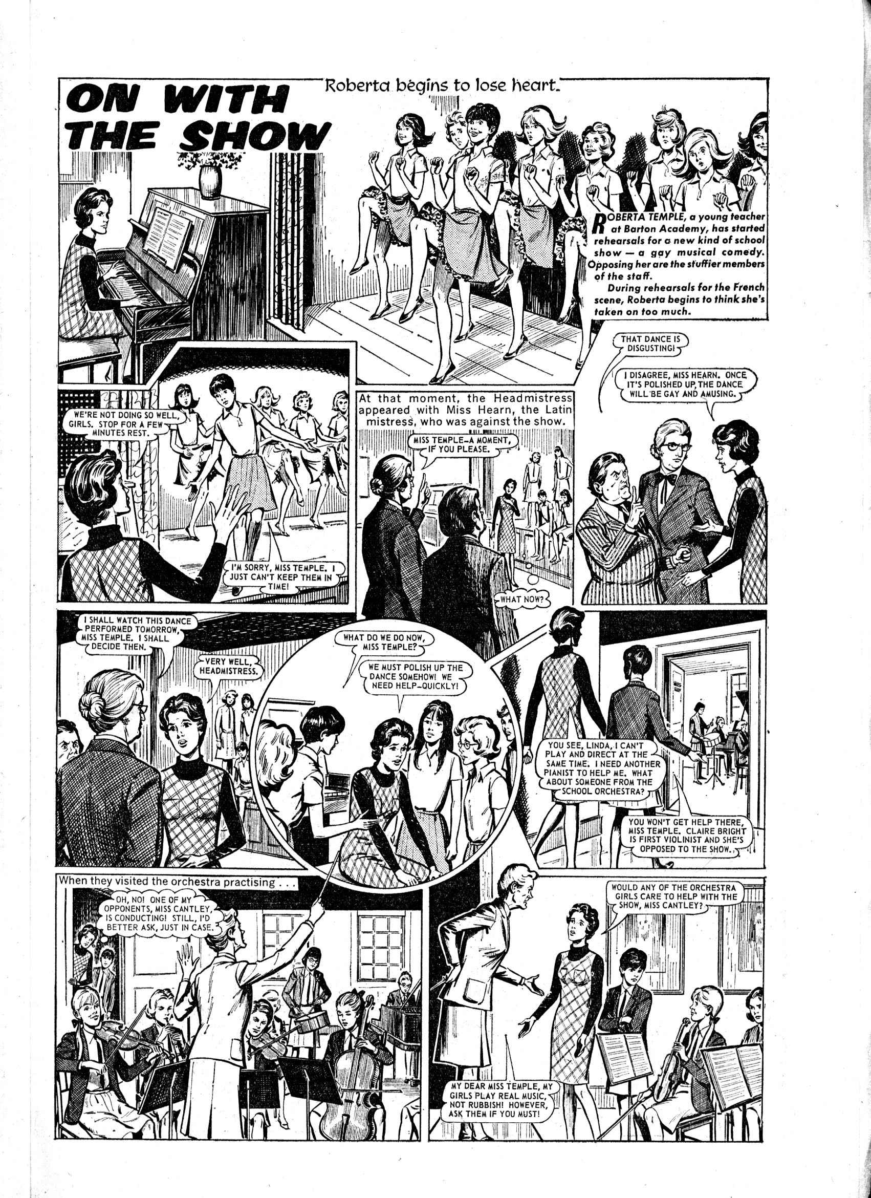 Read online Judy comic -  Issue #374 - 9