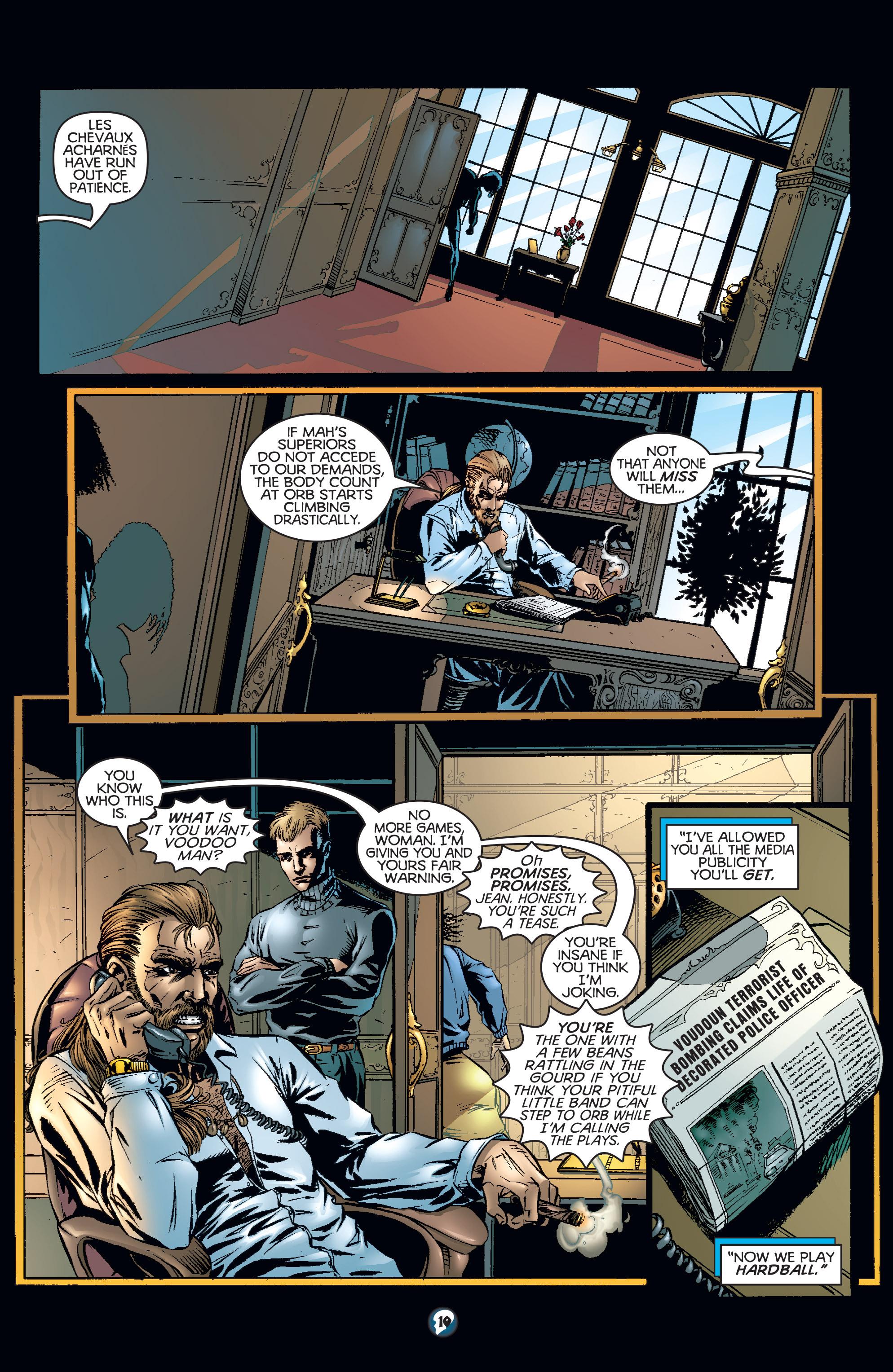 Read online Shadowman (1997) comic -  Issue #17 - 9