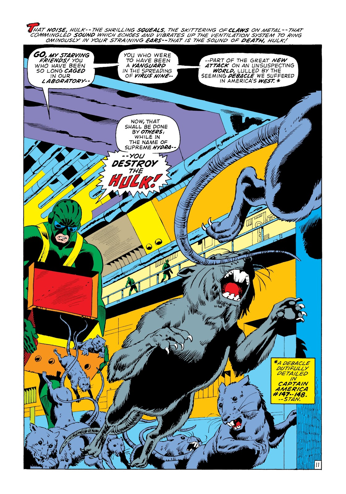 Read online Marvel Masterworks: The Incredible Hulk comic -  Issue # TPB 8 (Part 3) - 29