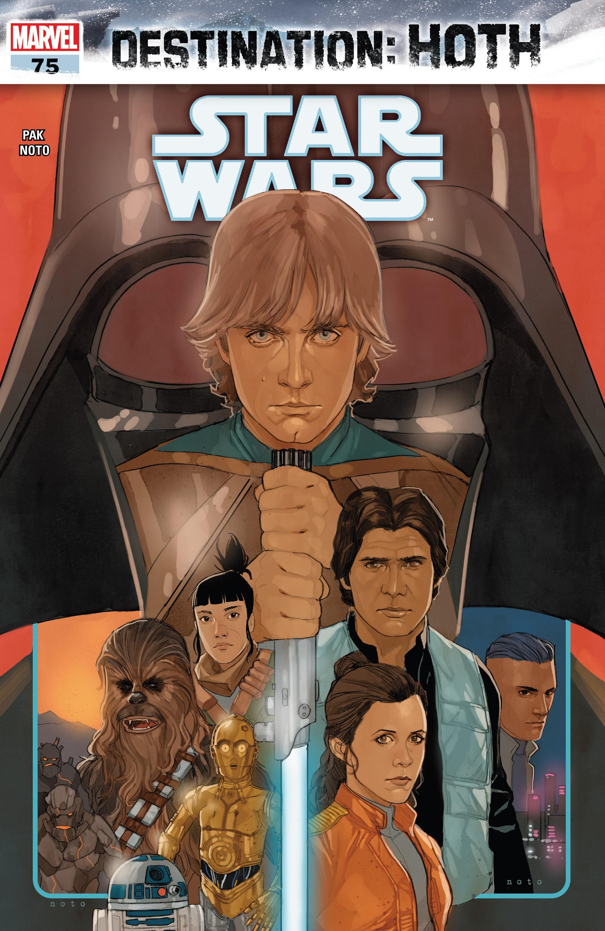 Star Wars (2015) 75 Page 1
